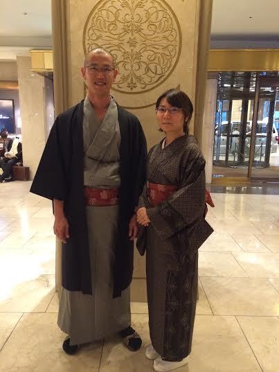 名古屋市Tさま御夫妻  「二人でひとつの想い」