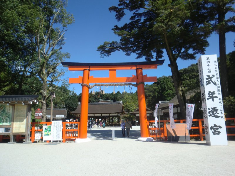 上賀茂神社・二ノ鳥居
